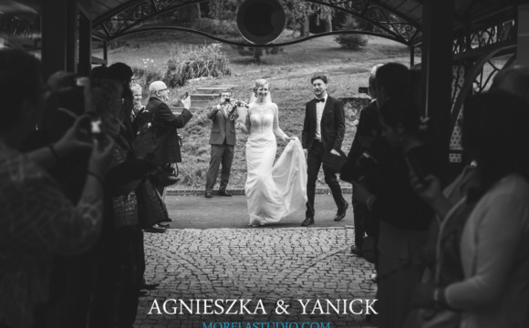 Agnieszka i Yanick | Fotografia ślubna Zgorzelec | Zamek Czocha