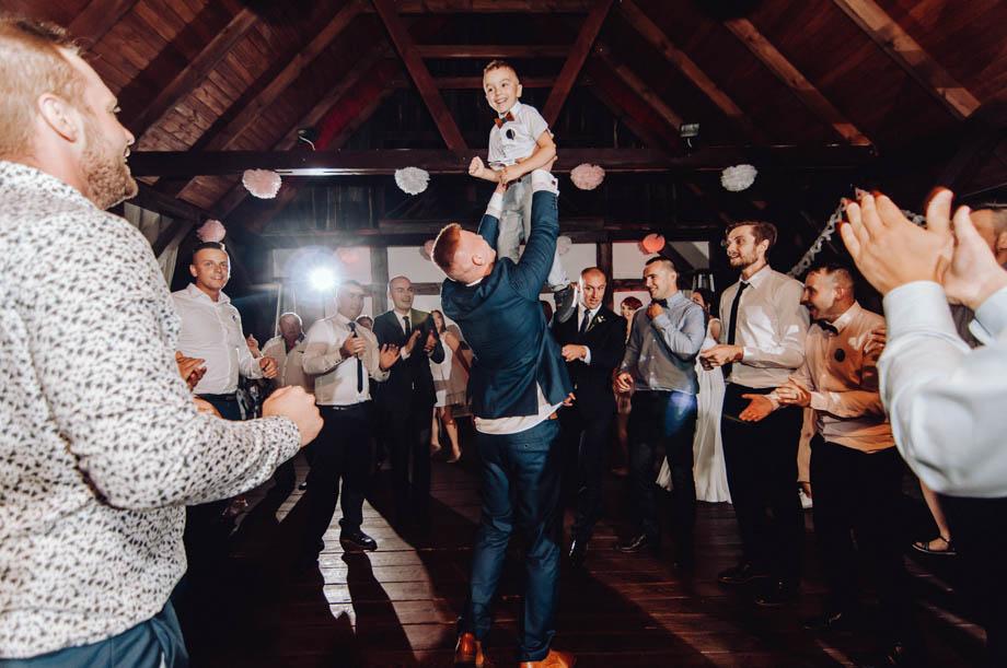 syn na moim ślubie