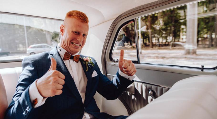 Fotografia ślubna nie musi być nudna!