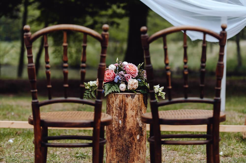 Ślub w Łąkominie