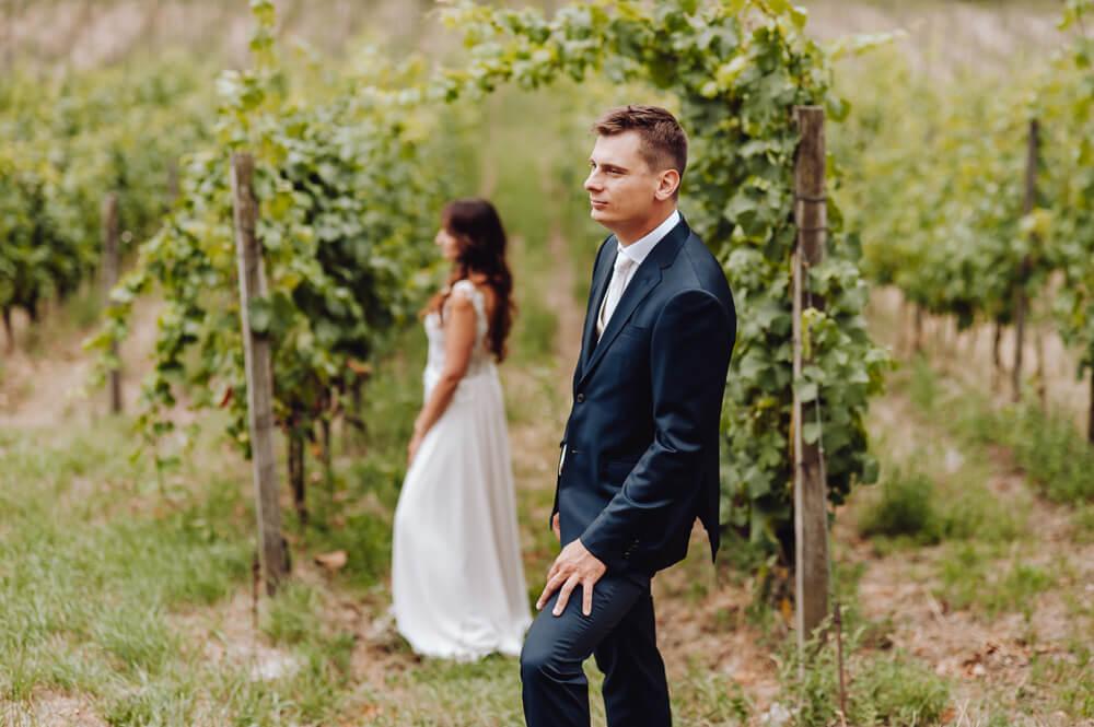 Winny Dworek sesja ślubna