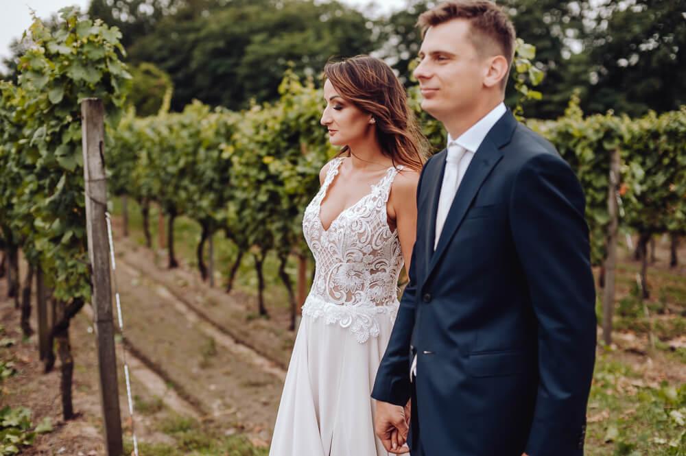 pogoda w dniu ślubu a sesja ślubna