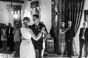 fotografia ślubna pierwszy taniec
