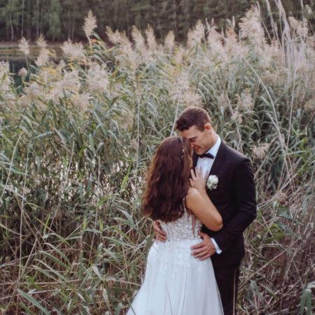 Fotografia ślubna w Lubuskiem – Daria i Przemek