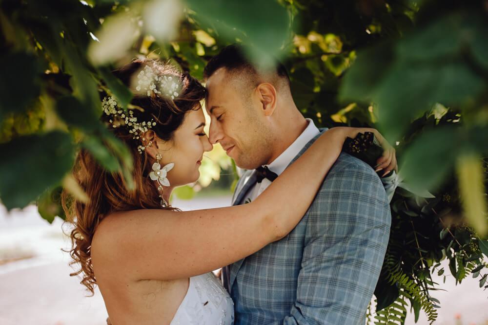 zdjęcia z wesela w Głogowie