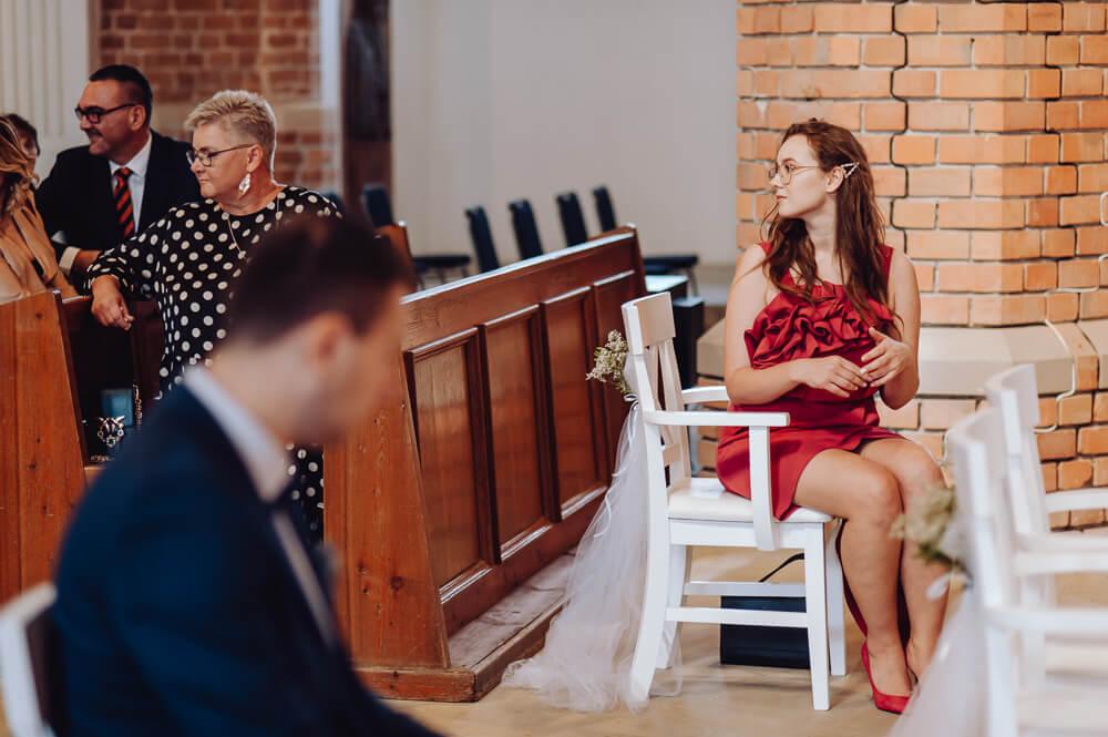 reportaż ślubny w głogowskiej katedrze