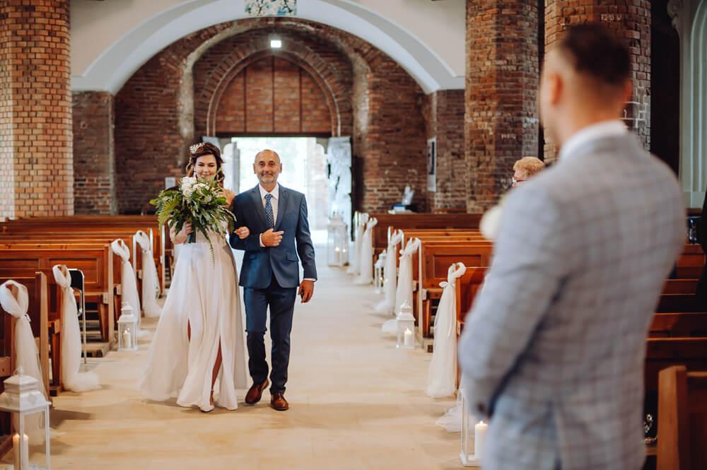 ślub w Głogowie