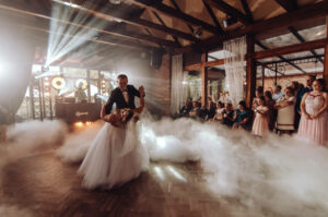 ślub w żabim dworze