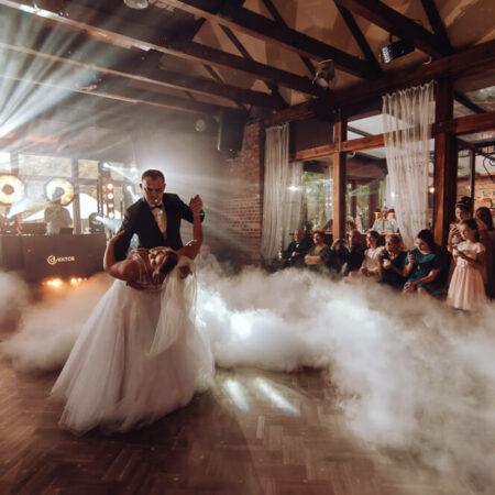 Ślub w Żabim Dworze – Asia i Arek