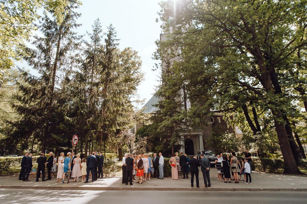 reportaż ze ślubu fotograf Polkowice