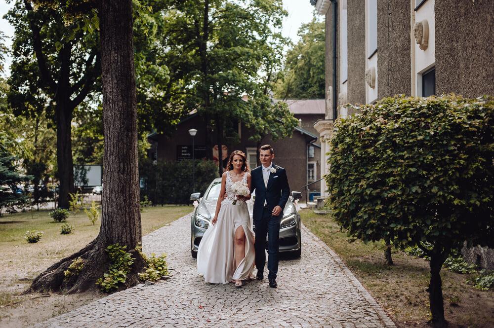 jak wygląda reportaż ze ślubu?