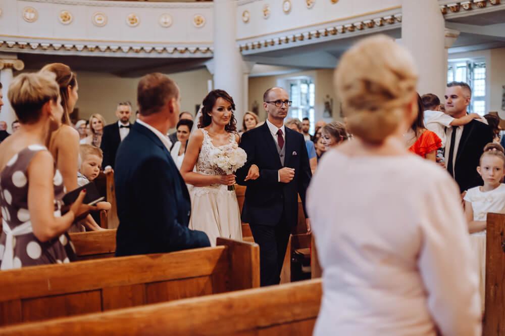 reportaż ze ślubu fotograf Głogów