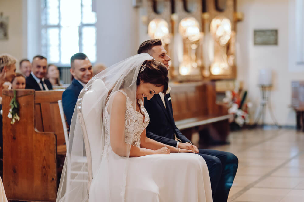 reportaż ze ślubu fotograf Lubin