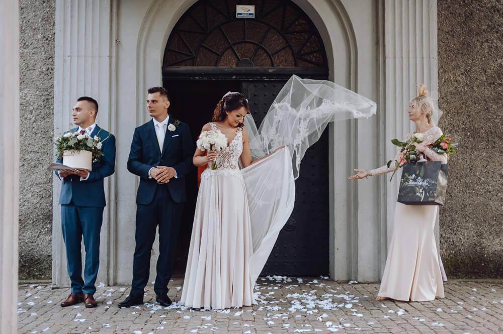 reportaż ze ślubu ceremonia